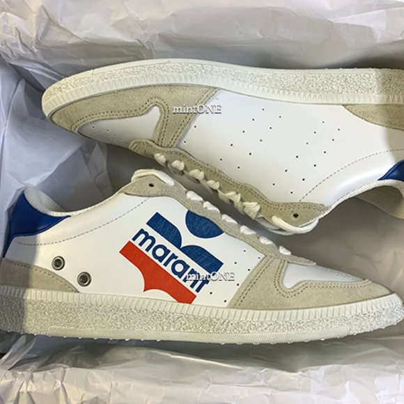 Nib Isabel Marant Bulian Sneaker